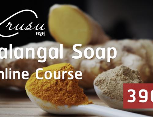 Galangal Soap